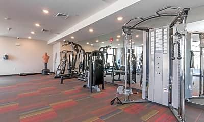 Fitness Weight Room, 10 Dekalb Ave, 2