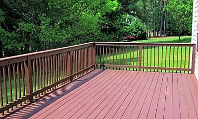 Patio / Deck, 5022 Bridgewood Drive, 2