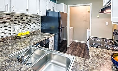 Kitchen, The Colony At South Park, 1