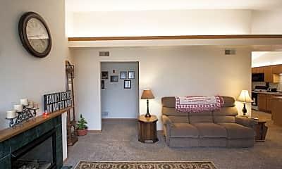 Living Room, 811 S. Irish Road, 0