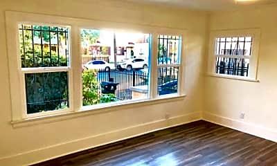 Living Room, 857 W 43rd Pl, 1