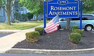 Rosemont Apartments, 1