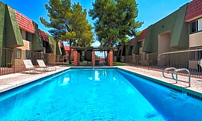 Pool, Remington Place, 0