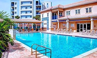 Pool, 5300 S Atlantic Ave 13504, 1