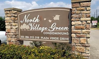 North Villlage Green, 1