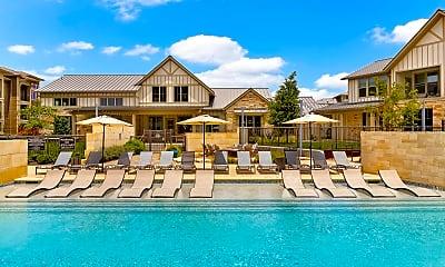Pool, Bexley Round Rock, 1