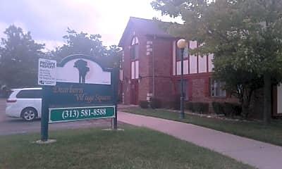 Dearborn Village Square Apartments, 1