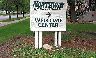Northway Apartments, 1