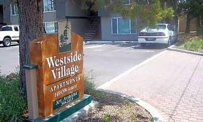 Community Signage, 1459 NW Albany Ave, 0