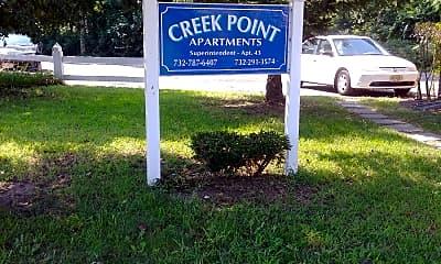 Creek Point, 1