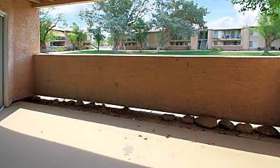 Patio / Deck, Desert Oasis Apartment Homes, 2