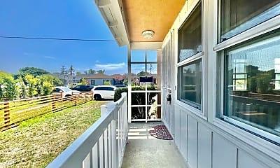 Patio / Deck, 6451 W 86th Pl, 1