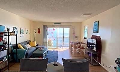 Living Room, 6679 Del Playa, 2