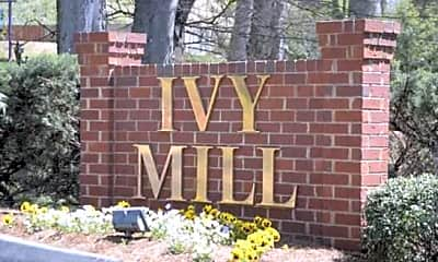 Ivy Mill Apartments, 1