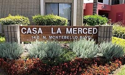 Casa La Merced, 1