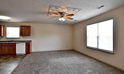Living Room, 302 Keeneland Dr, 1