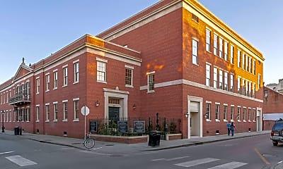Building, The Academy, 1