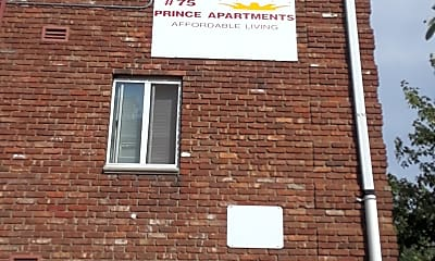 Prince Apartments, 1