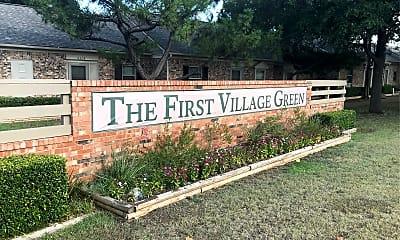 First Village Green, 1