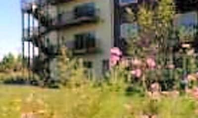 Jackson Place Apartments, 1