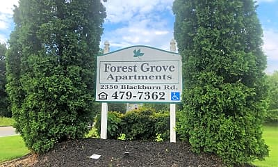 Forest Grove Apartments, 1