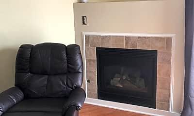 Living Room, 1855 Tall Oaks Dr 3308, 2
