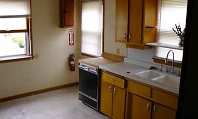 Kitchen, 1212 Lealand Road, 1