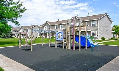 Playground, Shakopee Boulder Ridge Townhomes I & II, 1