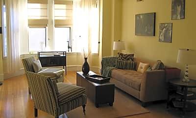 Living Room, 2201 Chestnut Street, 0