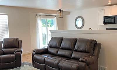 Living Room, 1433 S 520 W, 2