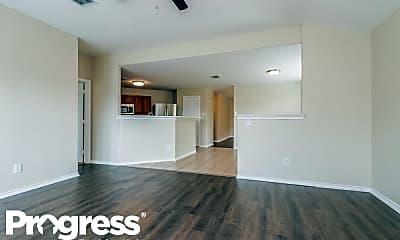 Living Room, 636 Horn Street, 1