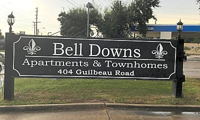 Bell Downs Apartments, 1