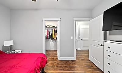 Bedroom, 738 N Avers Ave B, 2