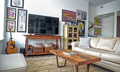 Living Room, The Pizitz, 1
