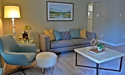 Living Room, 10006 Regal Park Ln 205, 1