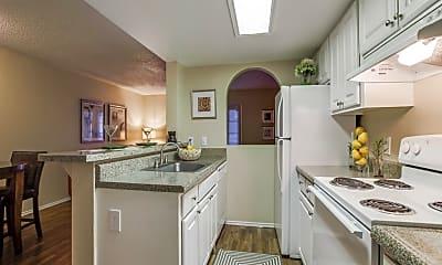 Kitchen, The Vineyards at Arlington II, 1