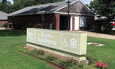 Rogers Apartments, 1