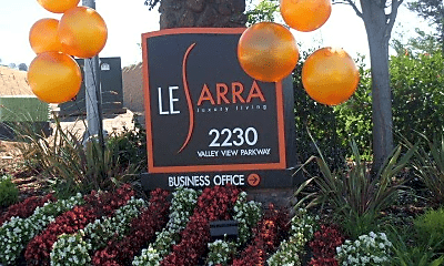 Community Signage, 2230 Valley View Pkwy, 2
