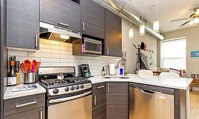 Kitchen, 1038 N Ashland Ave, 1