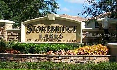 Community Signage, 3602 Shallot Dr 104, 2