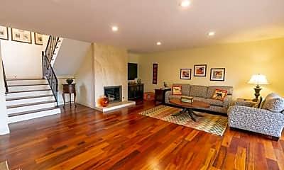 Living Room, 412 Carlotta, 0