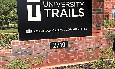 University Trails, 1