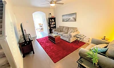 Living Room, 1513 57th Ave N, 1