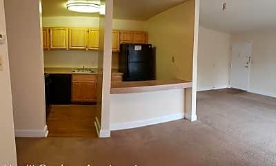 Kitchen, Hewitt Gardens Apartments, 2