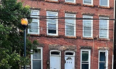 Building, 204 W Hanover St 2, 0