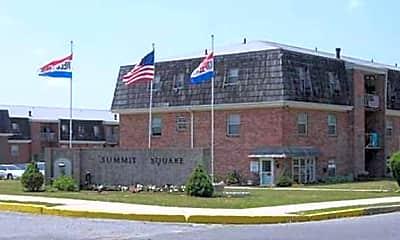 Building, Summit Square Apartments, 2