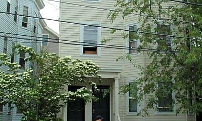 Building, 376 Washington St, 2