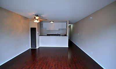 Living Room, 4414 Woodman Avenue, 1