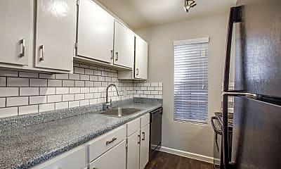 Kitchen, Asher Apartment Homes, 0