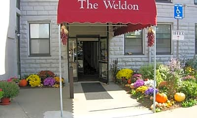 The Weldon House, 1